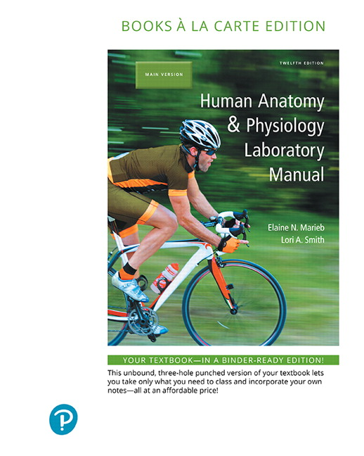 human anatomy and physiology lab manual pdf 12th edition
