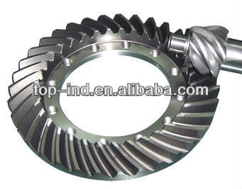 hypoid bevel gear application