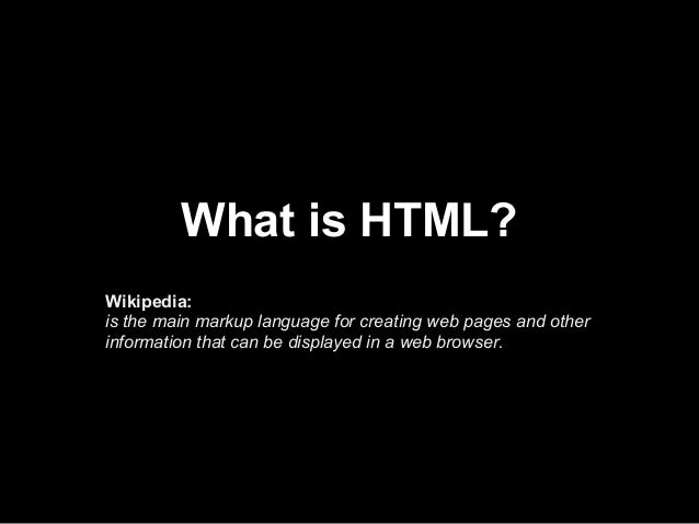 introduction to html css pdf