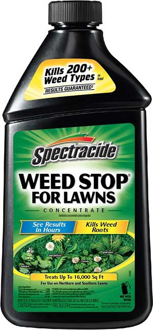 is manual weed control better than herbical