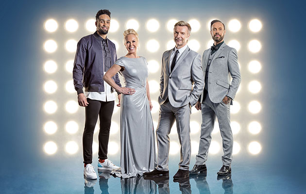 itv guide dancing on ice