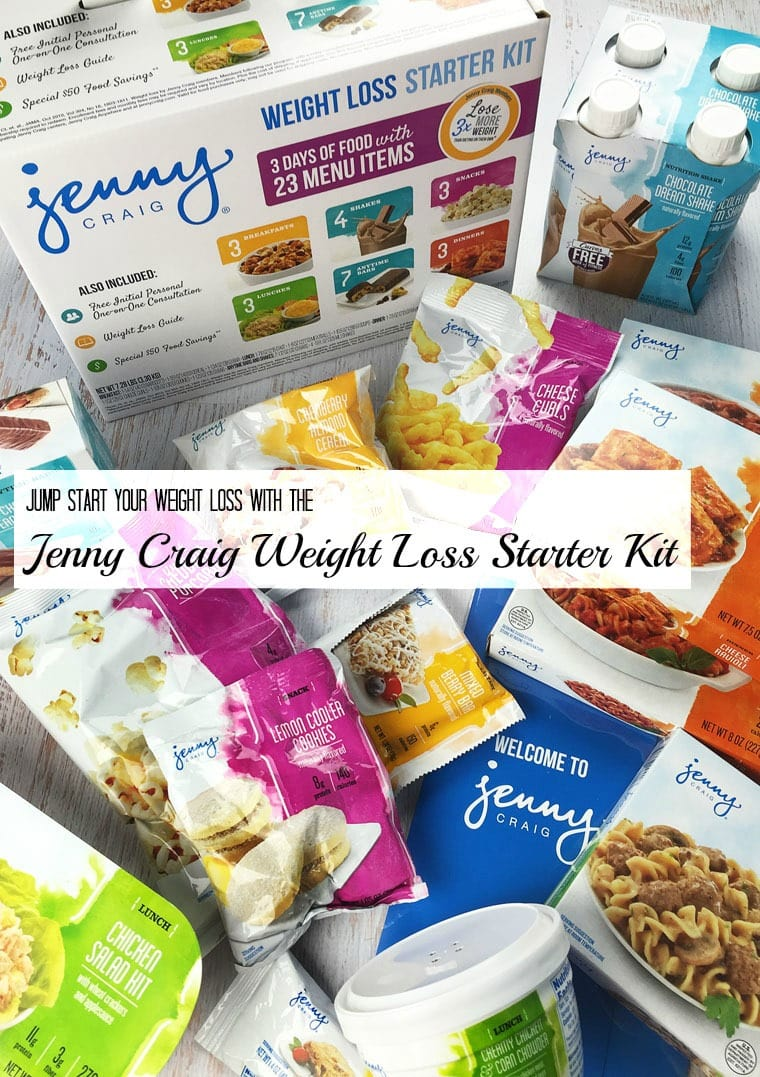 jenny craig menu planner sample