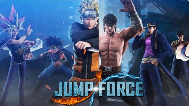 jump force guide