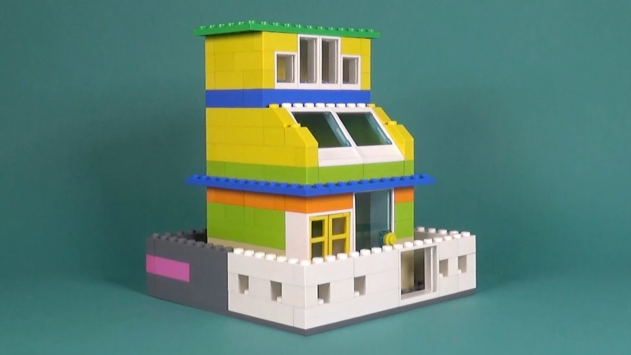 lego classic house instructions