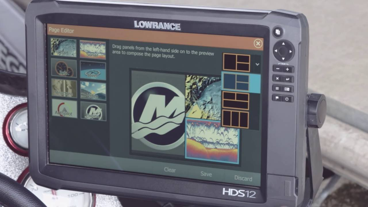 lowrance hds 7 gen3 manual
