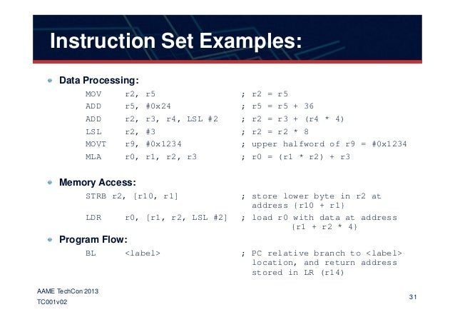 machine code of the instruction not r4 r2