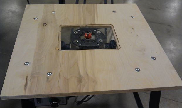 making router guide