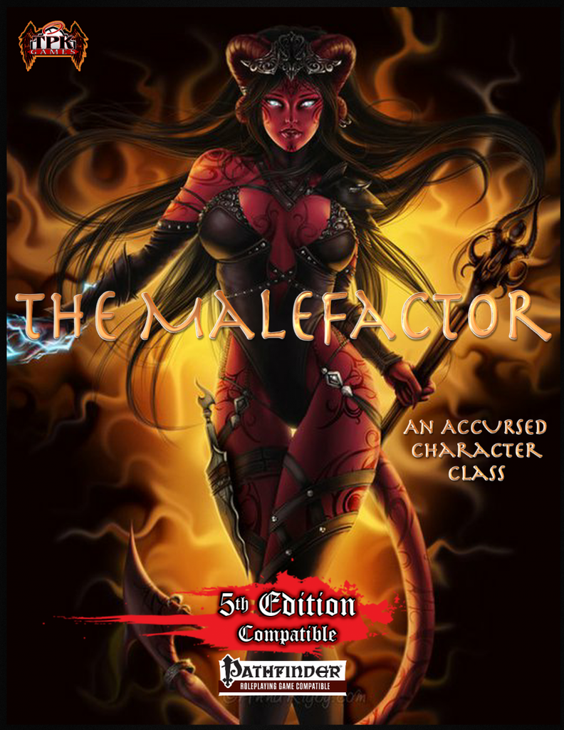 malefactor class revised & expanded pdf
